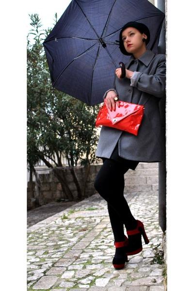 grey Essenze coat