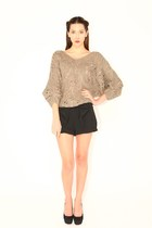knit Violet Boutique sweater