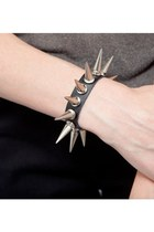 spiked Violet Boutique bracelet