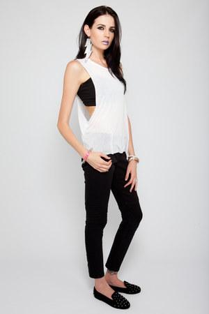 thin tank Violet Boutique t-shirt