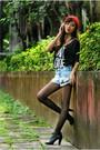 Black-httpthechicparademultiplycom-blouse-red-khush-hat