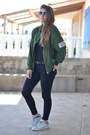 Army-green-shein-jacket