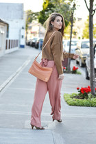 light orange Forever 21 pants