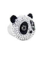 3d panda ring the85stylepeople ring