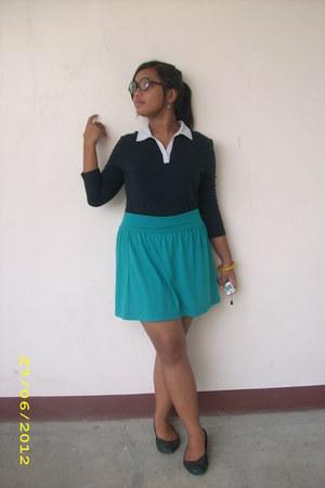 Jessica Simpson shoes - Regatta blouse