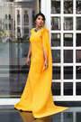 Mustard-gown-fiziwoo-dress