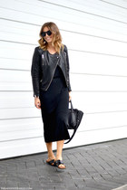 H&M jacket - Aritzia dress