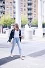 Leather-mackage-jacket-nude-slingbacks-zara-pumps