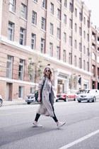 duster Zara coat
