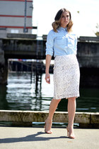 424 Fifth skirt - 424 Fifth blouse