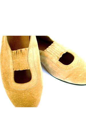 beige Lauro Righi shoes