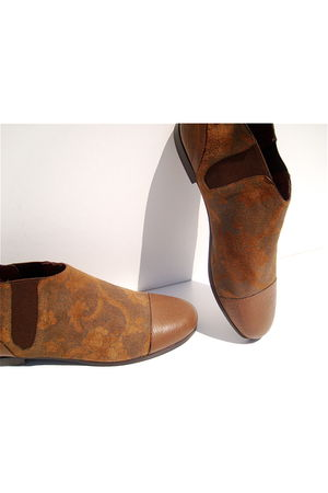 brown Lauro Righi boots