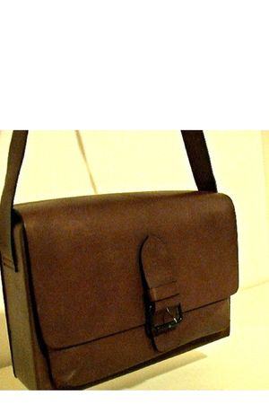 brown Lauro Righi purse