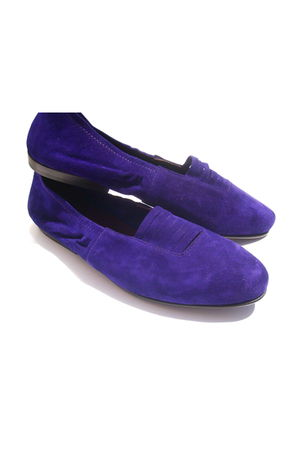 purple vintage Lauro Righi shoes