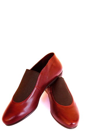 red Lauro Righi shoes