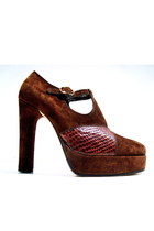 Dark-brown-lauro-righi-shoes