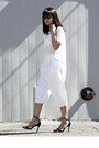 Sandal-zara-shoes-culotte-oak-fort-shorts-mesh-h-m-top-sports-nike-bra