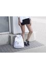 Backpack-forever-21-bag-origami-forever-21-skirt-hi-low-forever-21-top