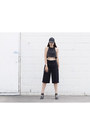 Cutout-forever-21-shoes-culottes-forever-21-shorts