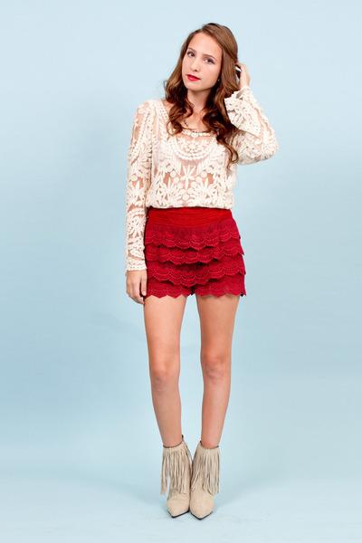 lace blouse blouse