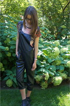 face t-shirt Zara t-shirt - Topshop boots - Nameless jumper