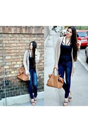 BROADWAY jeans - Parfois bag