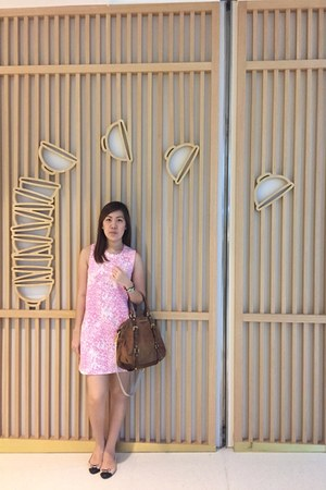 light pink Pink Manila dress