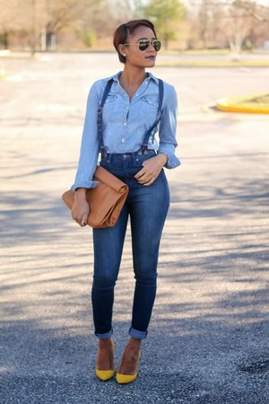 blue Lulus jumper