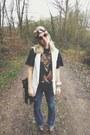Dark-brown-steampunk-specs-zerouv-sunglasses