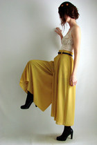 mustard The Family Vintage pants