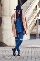 Wholesale7 boots - JollyChic jeans - zeroUV sunglasses