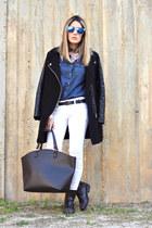 Sheinside coat - Choies accessories