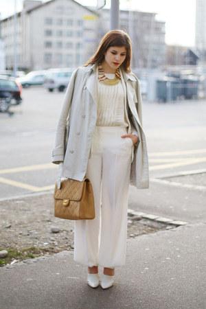 Chanel bag - joan mule Alexander Wang pumps