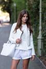 White-yas-jacket-white-zara-bag-white-h-m-shorts