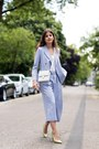 Sky-blue-front-row-shop-blazer-silver-my-own-collection-ring