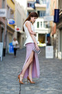 Striped-bag-pumps-split-goodnight-macaroon-skirt-pastel-necklace