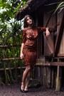 Orange-leo-lbd-dress
