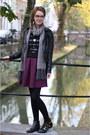Black-zara-shoes-black-leather-asos-jacket-black-mango-top