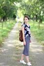 Black-ebay-skirt-black-primark-top
