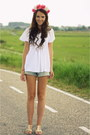 H-m-shorts-mango-top-primark-hair-accessory