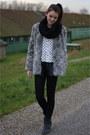 White-sheinside-blouse