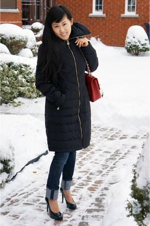 Michael Kors coat - Chanel bag - stuart weitzman heels