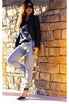 la force Zara t-shirt - Zara pants