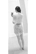 Hanes shirt - Target belt - Forever21 shorts
