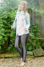 Light-blue-denim-topshop-jacket-light-pink-sheer-pastel-cafe-society-shirt