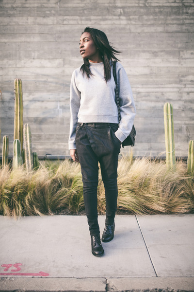 Chanel Sweatshirt Bag Jeans Chanel Bag Acne