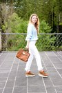 Brown-zaful-shoes-white-zara-jeans-brown-michael-kors-bag