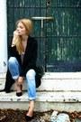 Sky-blue-levis-jeans-black-primark-jacket-black-chanel-purse