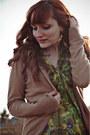 Camel-merona-tights-olive-green-modcloth-dress-bronze-thrifted-belt