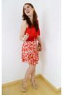 Camel-angela-gutierrez-purse-red-belt-red-forever-21-top-cream-qupid-heels